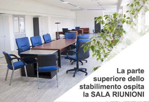 Gruppo-FOS_TeG_Repair-Center_Caserta_Telecomunicazioni_Sala-riunioni